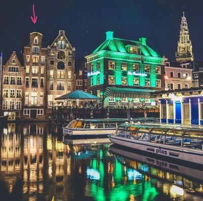 Warmoesstraat 54-H, Amsterdam