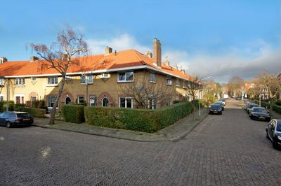 Hedastraat 18, Haarlem