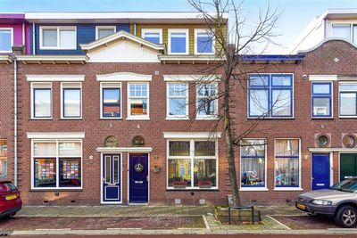 Teding van Berkhoutstraat 56, Haarlem