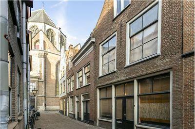 Hooglandse Kerkchoorsteeg 6, Leiden