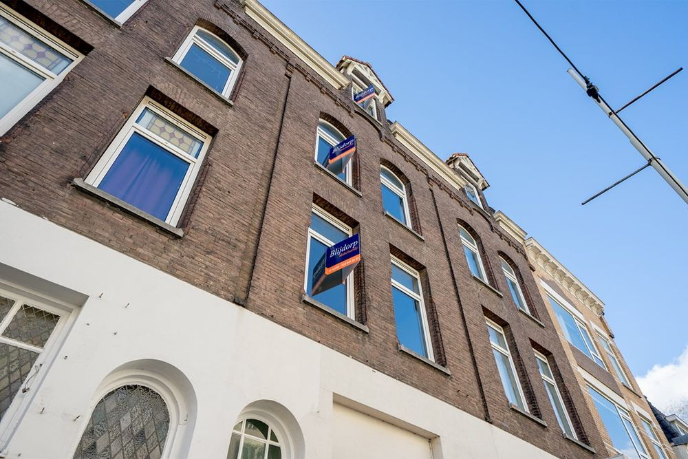 Benthuizerstraat 51b2, Rotterdam
