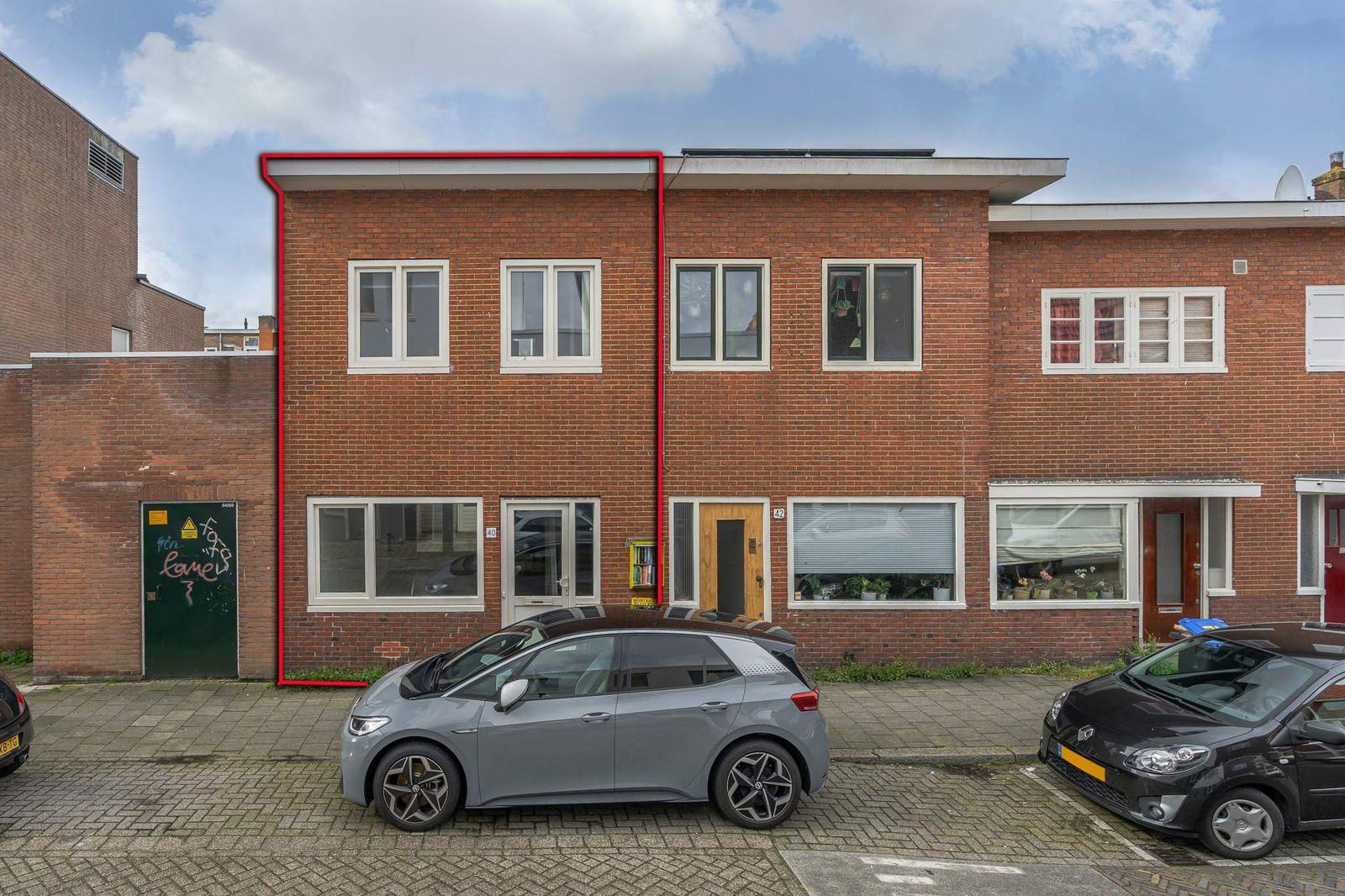 Koppestokstraat 40, Utrecht