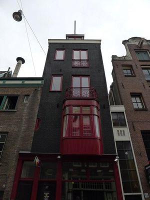 Reguliersdwarsstraat, Amsterdam