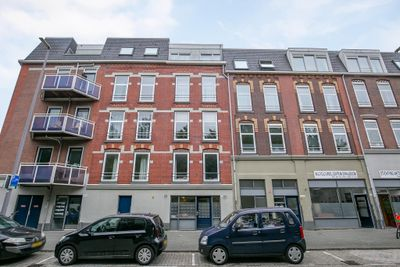 Rose-Spoorstraat 22, Rotterdam