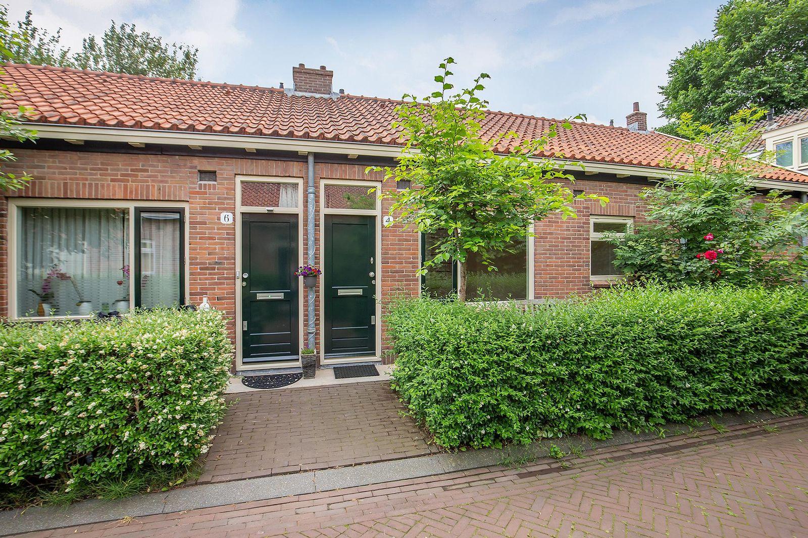 Eerste Vogelstraat 4, Amsterdam