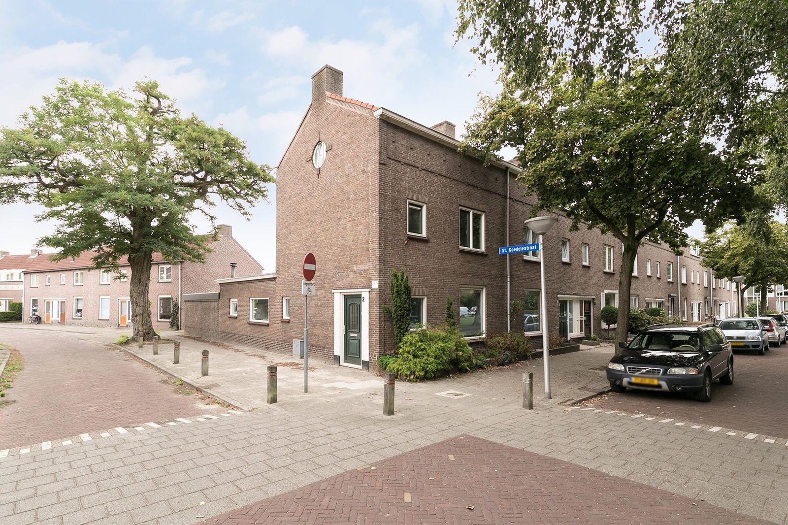 St Goedelestraat 2, Eindhoven