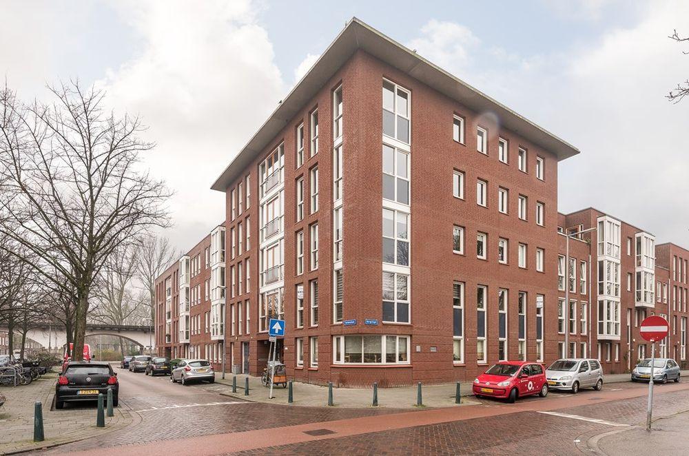 Berkelselaan 109, Rotterdam