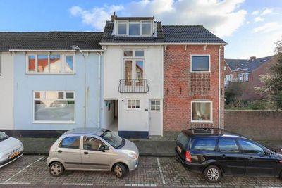 Piet Heinstraat, Noordwijk