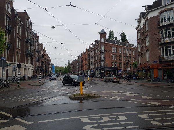Admiraal De Ruijterweg, Amsterdam