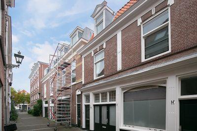 Kikkerstraat 14, Den Haag
