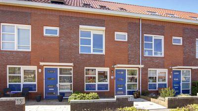 Bizetstraat 17*, Heemskerk