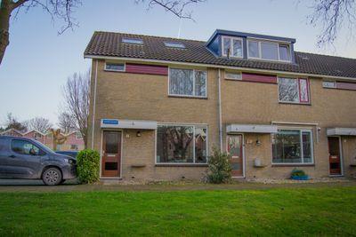 Stekelzegge 2, Leiden