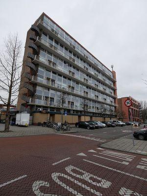 Opaalstraat 56, Leiden