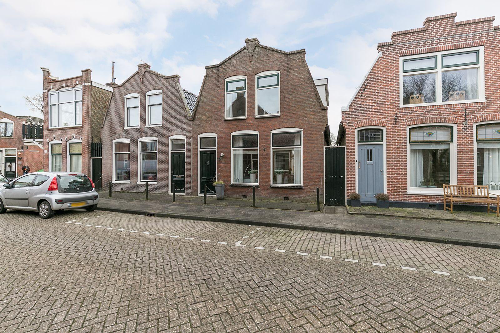 Dr Jelle Bangastraat 15, Franeker