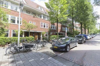 Gerrit van der Veenstraat, Amsterdam