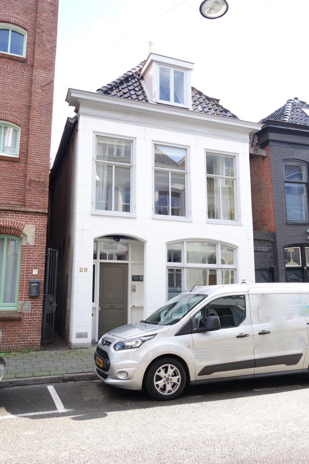 Haddingestraat 20, Groningen