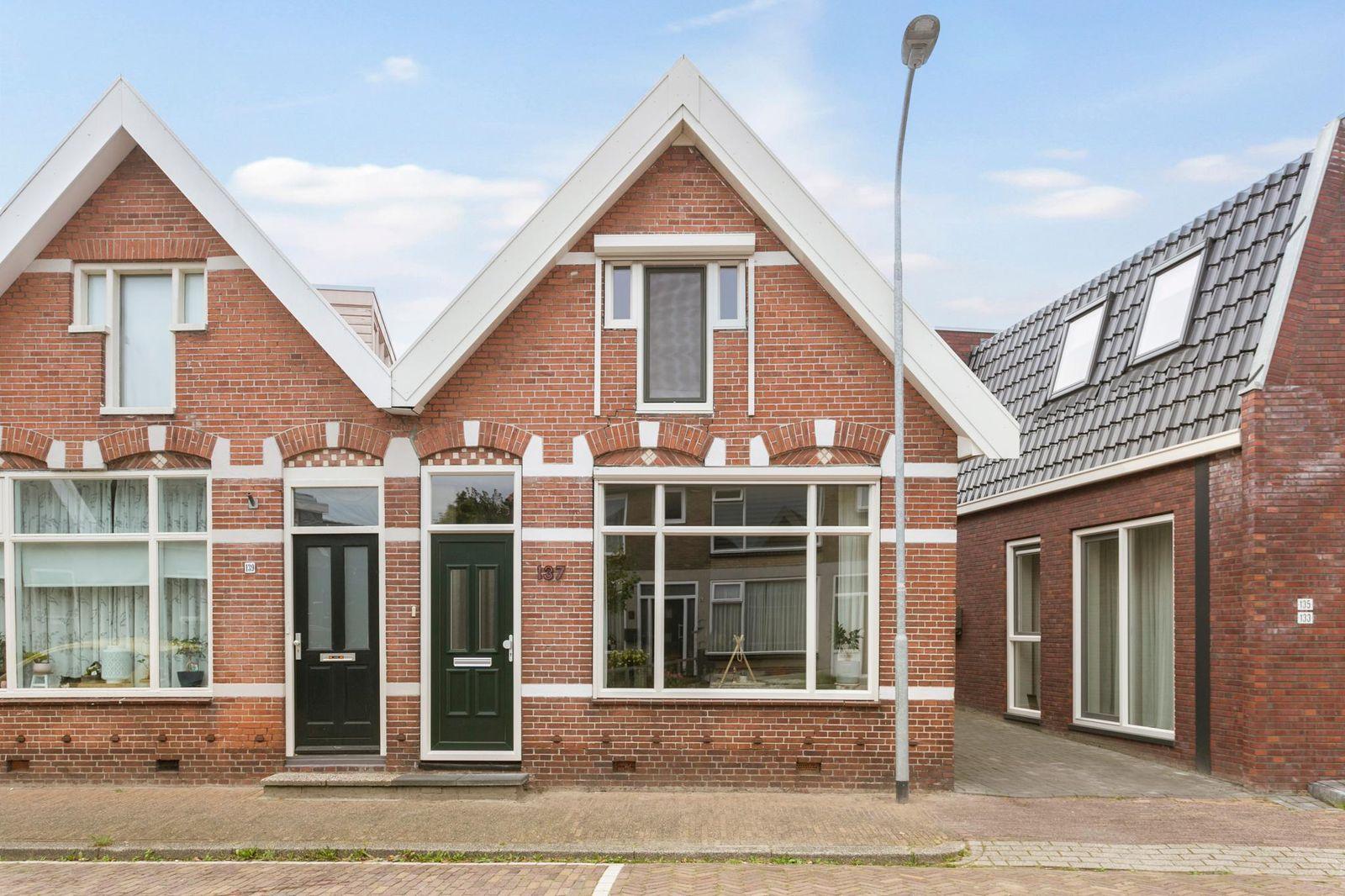 Engelstilstraat 137, Winschoten