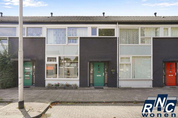 Mahlerstraat, Tilburg