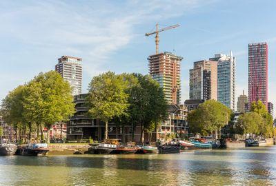 Scheepmakerskade 104, Rotterdam