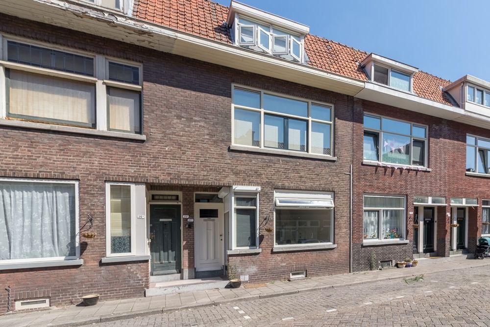 Cartesiusstraat 27b, Schiedam
