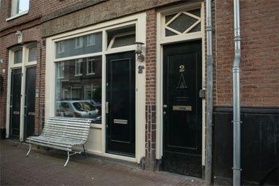 Frederiksstraat 2Hs, Amsterdam