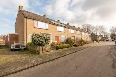 Wijdaustraat 1, Middelburg