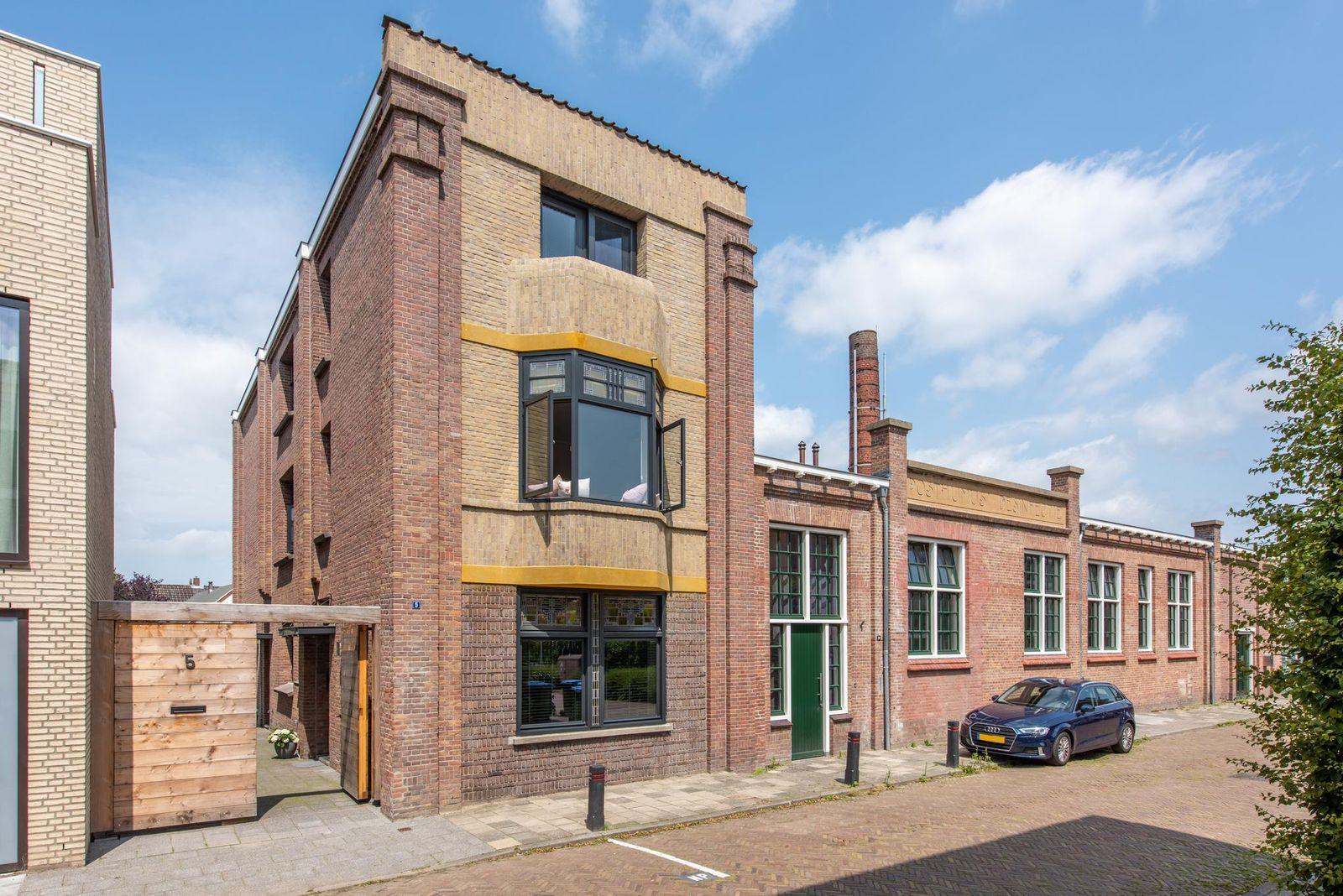 Zonnebloemstraat 5, Breda
