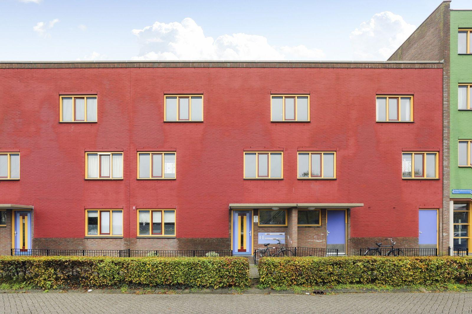Scharlakenstraat 42, Almere