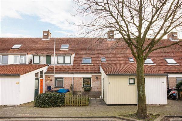 Wilbrinkbos 42, Hoofddorp