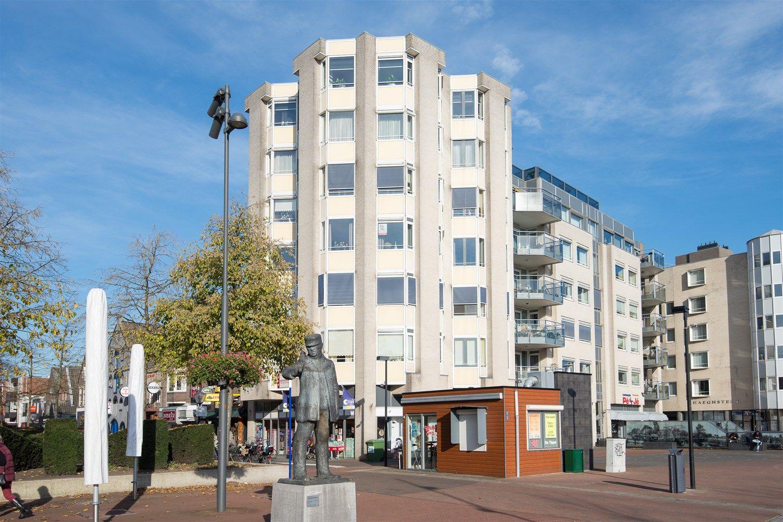 Het Haagje 1-31, Hoogeveen