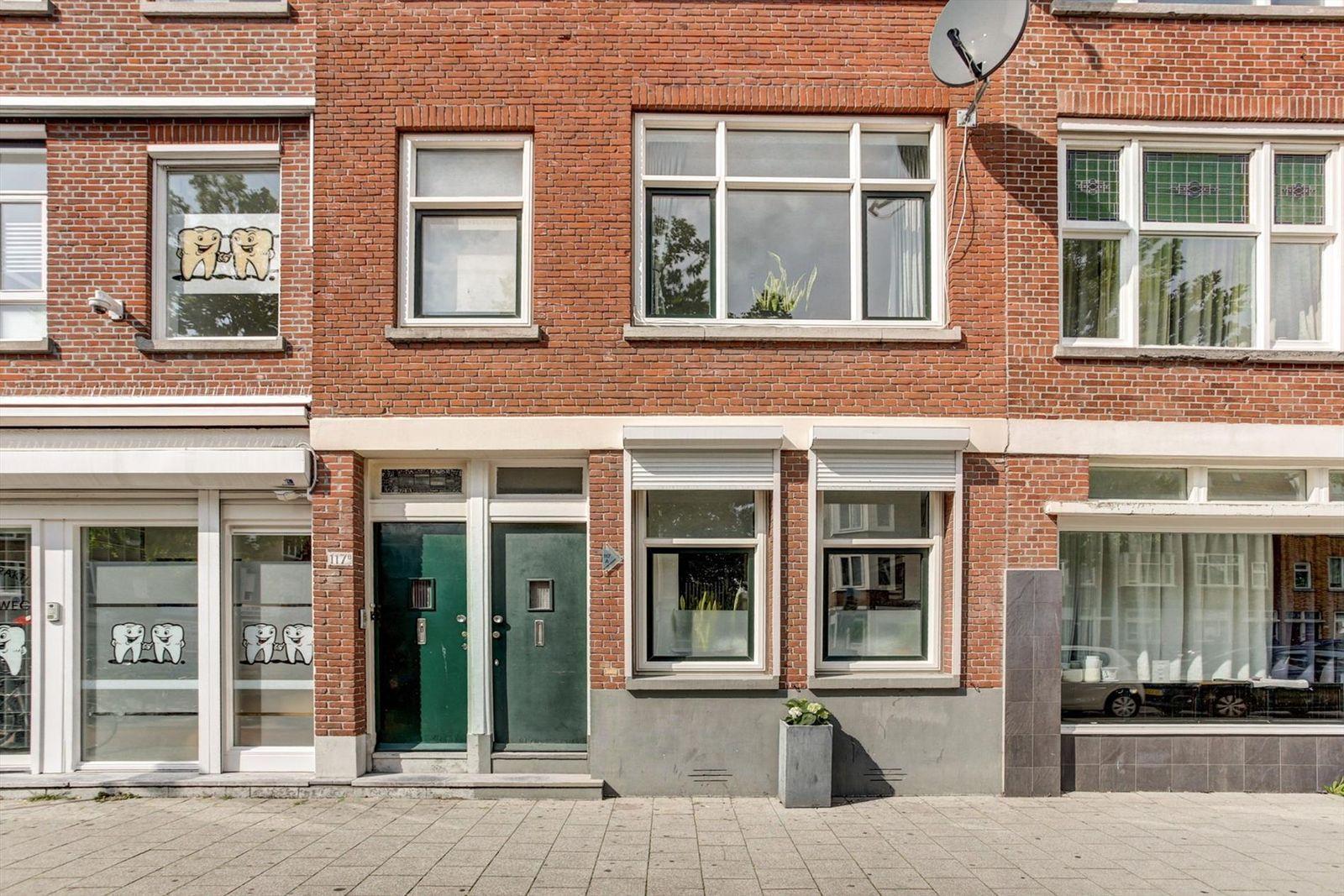 Strevelsweg 117a, Rotterdam