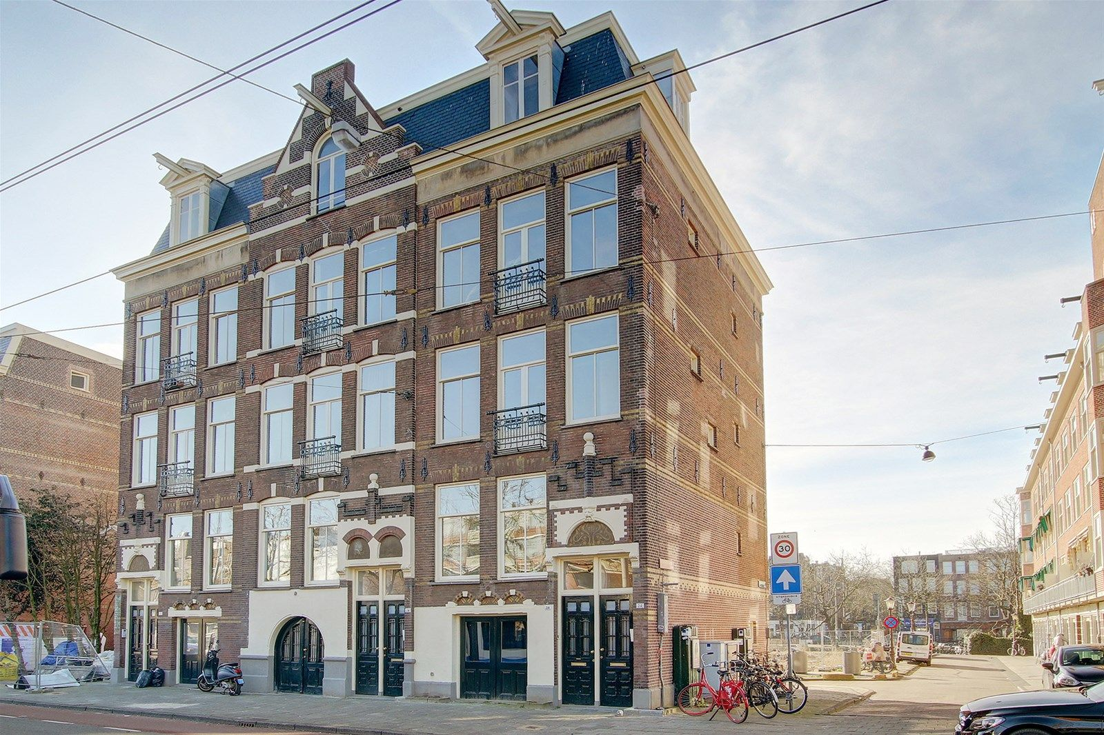 Marnixstraat 214C, Amsterdam