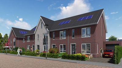 Dokter Vermetstraat 0ONG^, Nieuw-Vossemeer