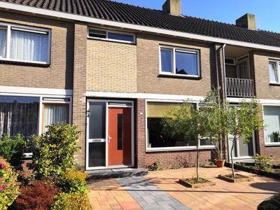 Pieter de Hooghstraat, Heemskerk