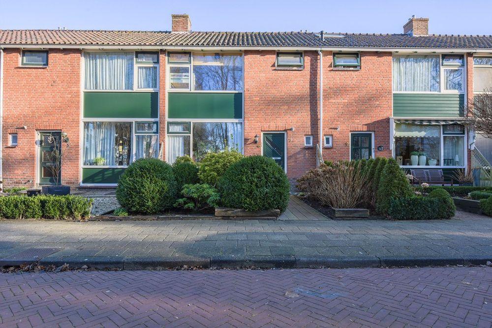 President Kennedylaan 7, Heerenveen