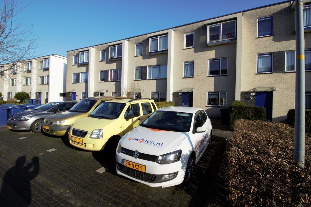Floris Versterstraat, Almere