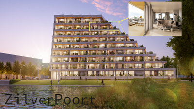 Zilverpoort (bouwnummer 34) 0-ong, Lelystad
