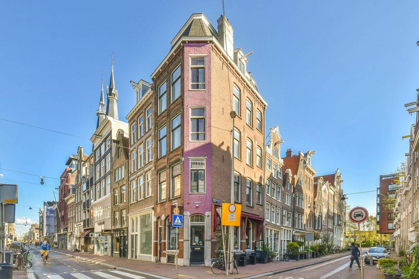 Haarlemmerstraat 98-B, Amsterdam