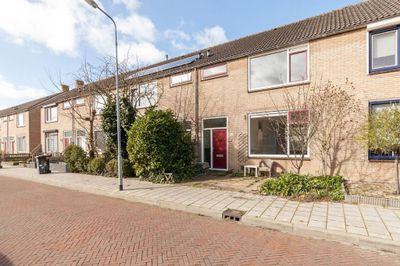 Biesbosstraat, Middelburg