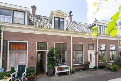 Dirk Hoogenraadstraat 14, Den Haag