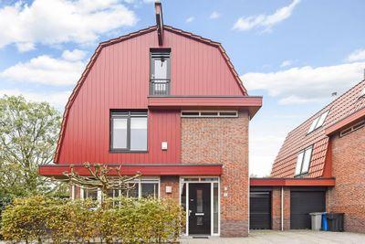 Maximastraat 1, Aalsmeer