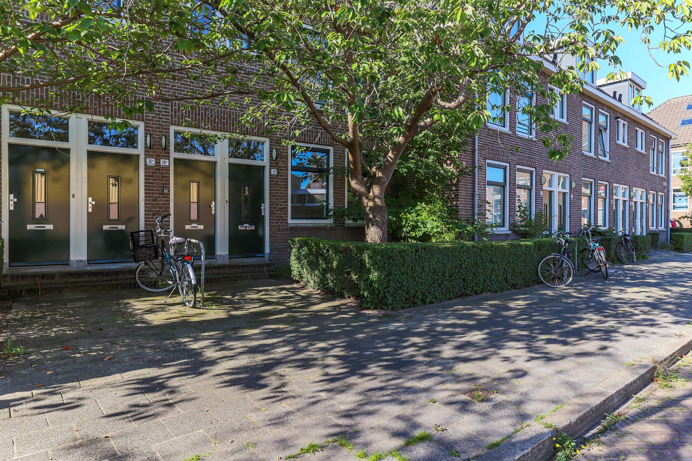 Studentenlaan 38, Groningen