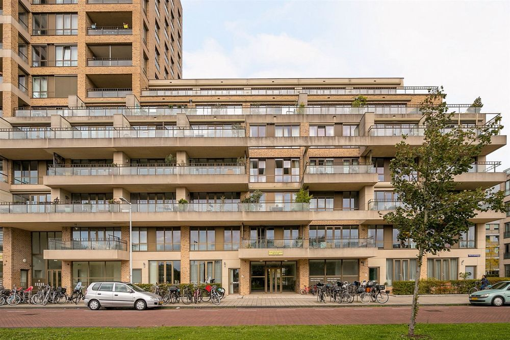 Saskia van Uijlenburgkade, Amsterdam
