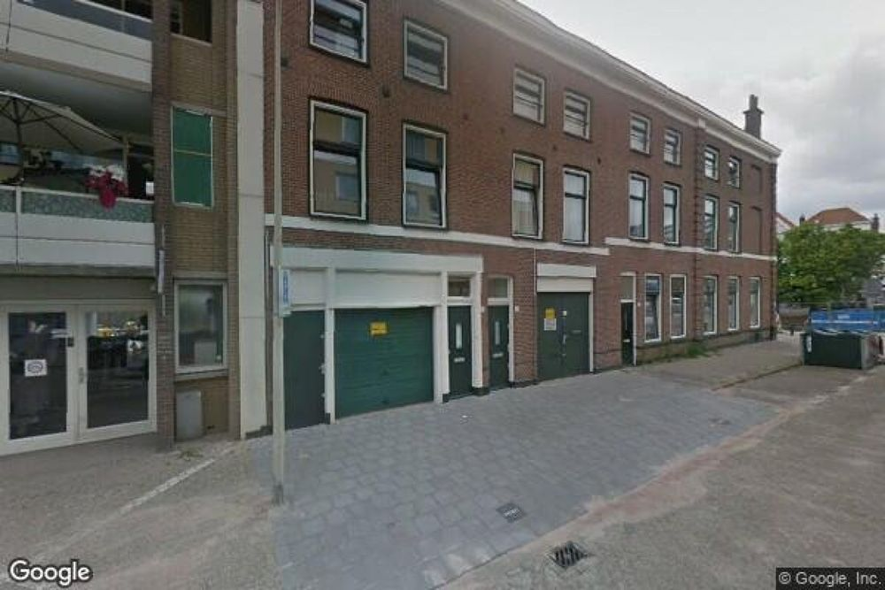 Hemsterhuisstraat, Den Haag