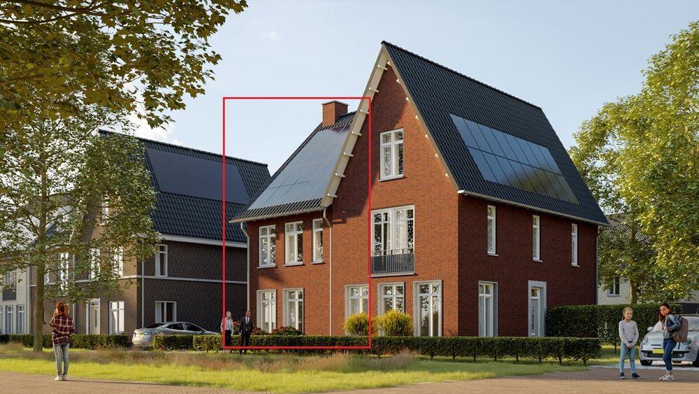 Budget Badkamer Nuenen : Goudhoeksland 55 nieuwbouwwoning in nuenen noord brabant huislijn.nl