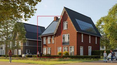 Goudhoeksland 55, Nuenen