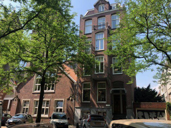 Jacob Obrechtstraat, Amsterdam