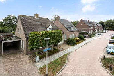 Sparrestraat 9, Someren