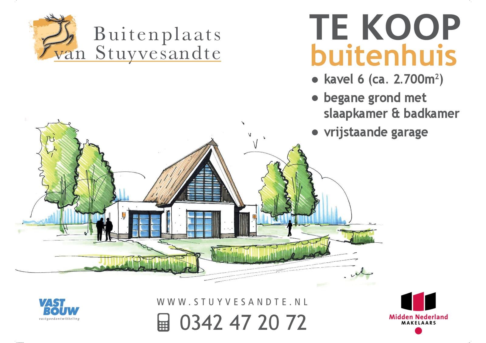 Stuyvesandte bouwnummer 6 0-ong, Kootwijk
