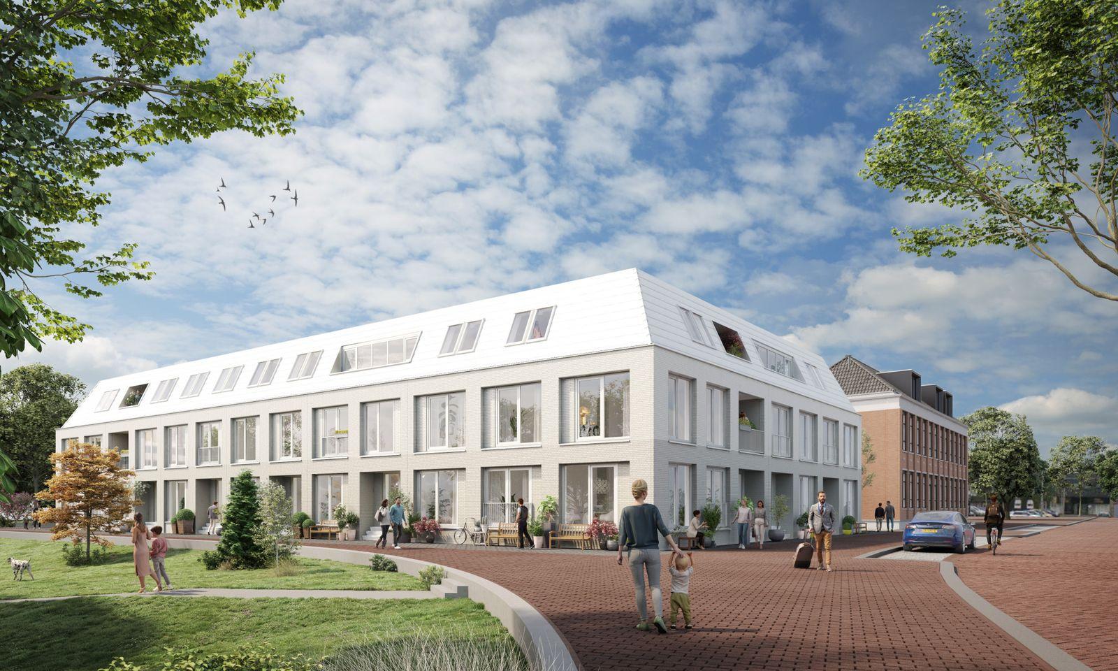 Kadeplein A8 0-ong, Roosendaal
